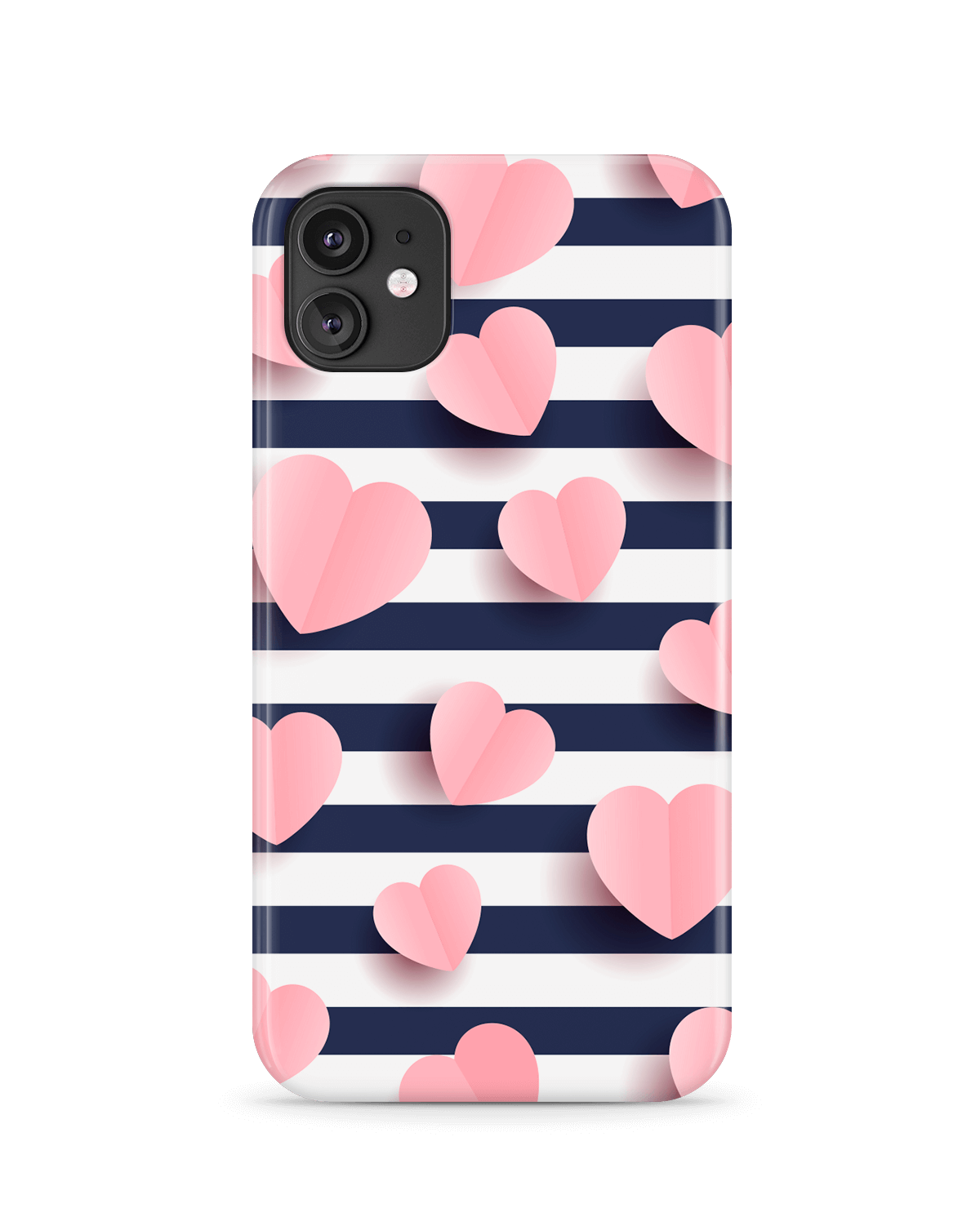 Θήκη Hearts On Stripes