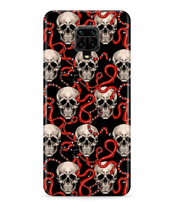 Snakes And Skulls